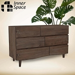 Daintree wide chest of drawers